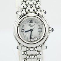 Chopard Happy Sport Mini Quartz Ladies Happy Diamonds On Bracelet