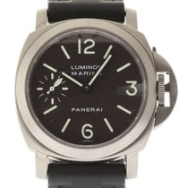 Panerai Luminor Marina PAM00061 44mm Brown Titanium Box/Paper/...
