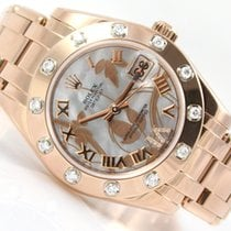 Rolex DATEJUST PEARLMASTER GOLD DUST DREAM
