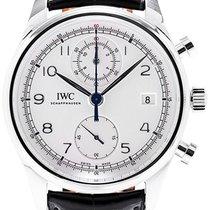 IWC Portugieser Chronograph · Classic IW390403