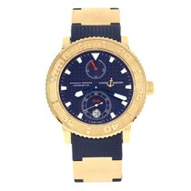 Ulysse Nardin Maxi Marine Diver 18k Rose Gold Limited Editio