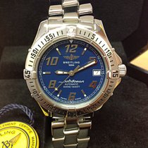 Breitling Colt Automatic A17350 - Serviced By Breitling