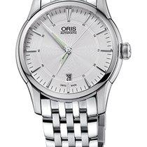 Oris Artelier Date Steel Case Steel Bracelet