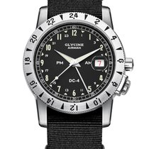 Glycine Airman DC-4 Vintage GMT