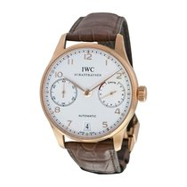 IWC Men's IW500113 Portuguese 7-Day 18kt Watch