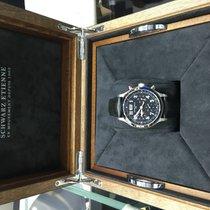 Schwarz Etienne white gold flyback chronograph