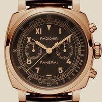 Panerai Radiomir 1940 Chronograph Oro Rosso - 45mm