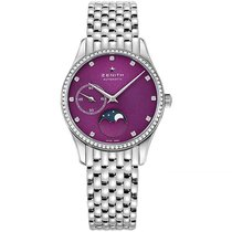 Ζενίθ (Zenith) Elite Lady Ultra Thin purple