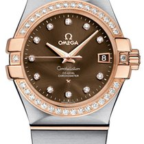 Omega Constellation Co-Axial Automatic 35mm 123.25.35.20.63.001