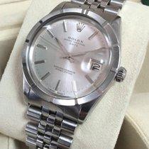 Rolex Oyster Date Jubilee Steel Silver Dial 34 mm (1984)