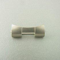 Rolex Anstoß 19 Mm 557 B Für Oysterdate Date Stahlband End...