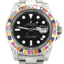 Rolex GMT-Master II Haribo Diamonds Box/Papers 40mm