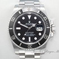 Rolex SUBMARINER DATE 116610 LN EDELSTAHL KERAMIK AUTOMATIK