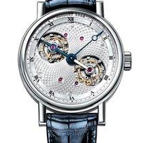 Breguet Brequet Double Tourbillon 5347 Platinum Men's Watch