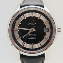 Omega De Ville Hour Vision 41mm Like New (Box&Papers)