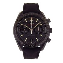 Omega Speedmaster Dark Side of the Moon Co-Axial Chronograph