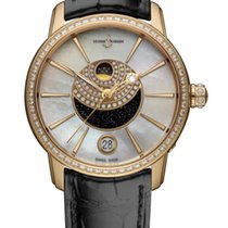 Ulysse Nardin CLASSIC LUNA LADY Pink Gold Dial Mother-of-pearl...