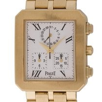 Piaget : Protocole Chronograph :  14254 M601D :  18k yellow gold