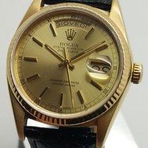 Ρολεξ (Rolex) - Day-Datecon Garanzia- 18038 - Unisex - 1970-1979