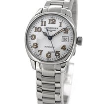 Longines Spirit L2.196.4.23.6 with Box & Paper