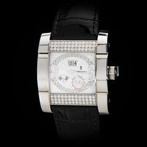 De Grisogono 18K White Gold Novantatre S05 Men's Automatic...