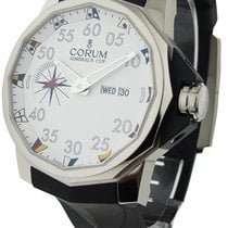 Corum 60617.101101 Admirals Cup Competition 48mm in Titanium -...