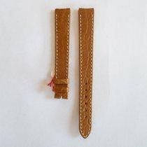 Ebel Lederarmb. Kroko braun 14mm o. Dornschließe extra Lang