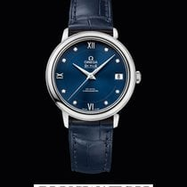 Omega De Ville Prestige Co-Axial Blue Dial 32,7mm T