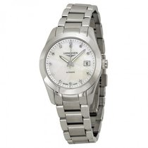 Longines Ladies L22854876 Conquest Classic Automatic Watch