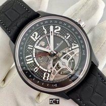 ジャガー・ルクルト (Jaeger-LeCoultre) AMVOX3 Tourbillon GMT Platinum...
