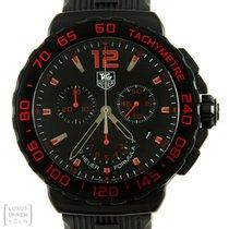 TAG Heuer Uhr Formula 1 Quarz Chronograph 42mm ungetragen