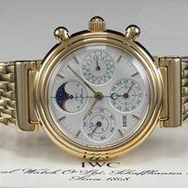 IWC Da Vinci Ewiger Kalender Perpetual Calendar  LC 100