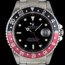 Ρολεξ (Rolex) Stainless Steel O/P Coke Bezel GMT-Master II...