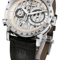 Parmigiani Fleurier Bugatti Atalante Flyback Chronograph Platinum