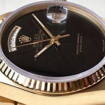 Rolex Day-Date onyx dial
