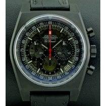 Zenith   El Primero 40th Anniversary Black Titanium Limited...