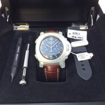 Panerai Luminor 1950 8 Days Chrono Monopulsante GMT  PAM00275