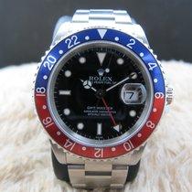 勞力士 (Rolex) GMT MASTER 16700 Pepsi Red/Blue Bezel A Serial...