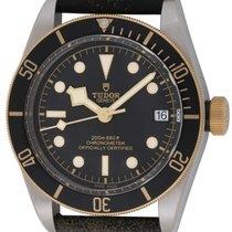 Tudor : Heritage Black Bay S&G :  79733N-001 :  Stainless...