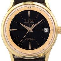 Titan Mans Automatic Wristwatch