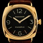 Panerai PAM 231 Radiomir Base 18kt Rose Gold 45mm Limit...