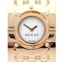 Gucci Twirl Watch 18 kt. Gelbgold Lady YA112412