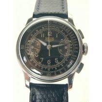 Heuer Chronograph, Valjoux 23, ca. 1940