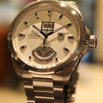 TAG Heuer Grand Carrera Date GMT