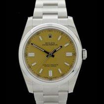 ロレックス (Rolex) Rolex Oyster Perpetual -White Grape- Ref.: 11600...