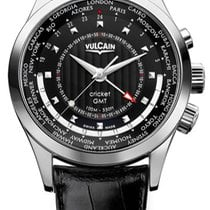 Vulcain Aviator Cricket GMT 2009 100135.220LF