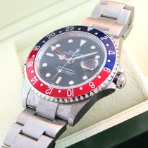 ロレックス (Rolex) 16710BLRO GMT Master II Pespsi  Neu &...