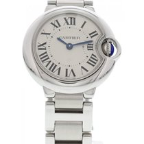Cartier Ballon Bleu 3009 Stainless Steel