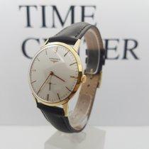 Longines Vintage solid 14K Gold Watch Cal. 19.4