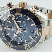 Omega Seamaster Planet Ocean Sedna Gold Chronograph